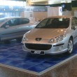 Peugeot Promotional Stand - Malpensa Airport 2006